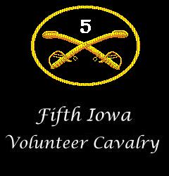 The Internet's Finest Collection of Fifth Iowa Volunteer Cavalry Information