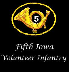The Internet's Finest Collection of Fifth Iowa Volunteer Infantry Information